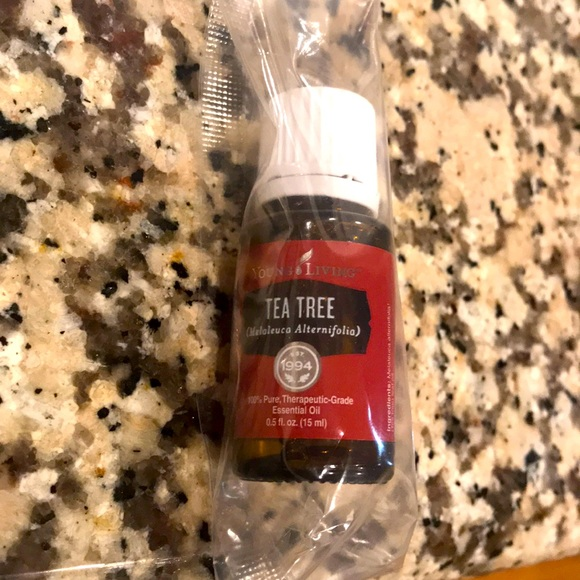 Young Living Tea Tree Oil 15ml NEW IN PACKAGE